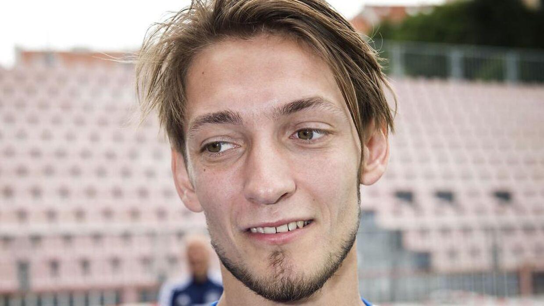 Rasmus Falk forlader under alle omstændigheder senest OB til sommer.