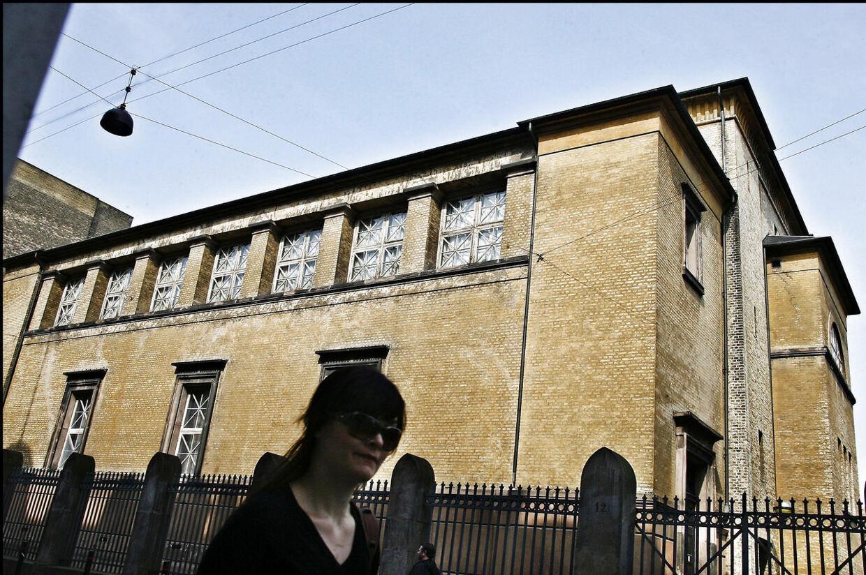 Den jødiske synagoge i Krystalgade - arkivbillede fra 2007. (Foto: Liselotte Sabroe/Scanpix 2015)