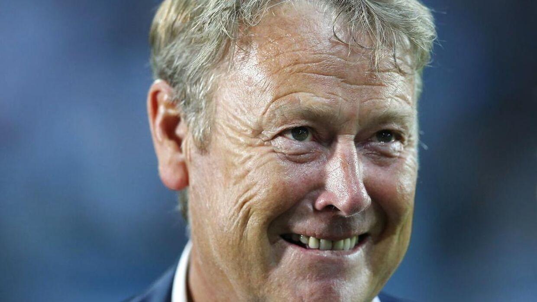 Åge Hareide tiltræder først officielt som dansk landstræner i marts.