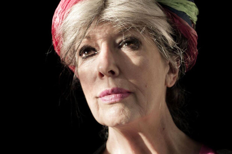 Forfatter Suzanne Brøgger.