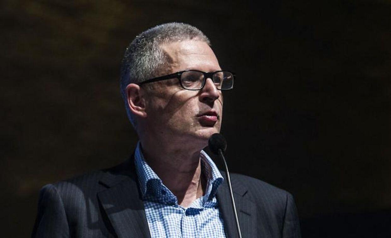 Tidligere kulturredaktør på Jyllands Posten Flemming Rose