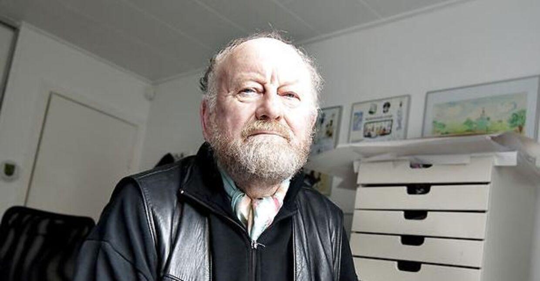 Tegneren Kurt Westergaard