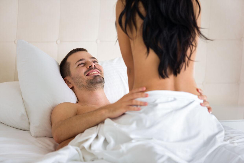 ejakulation under