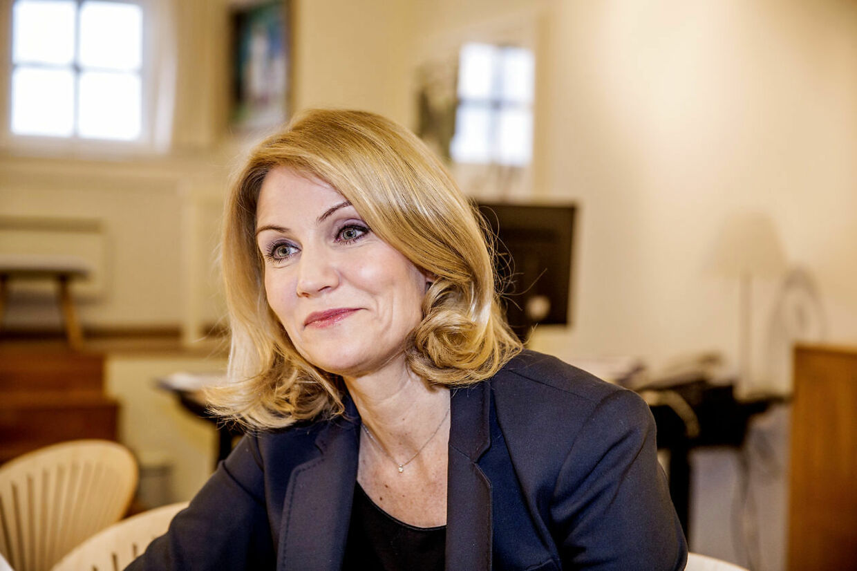 Helle Thorning-Schmidt, der forlader dansk politik, til fordel for et job som direktør i Red Barnet International.