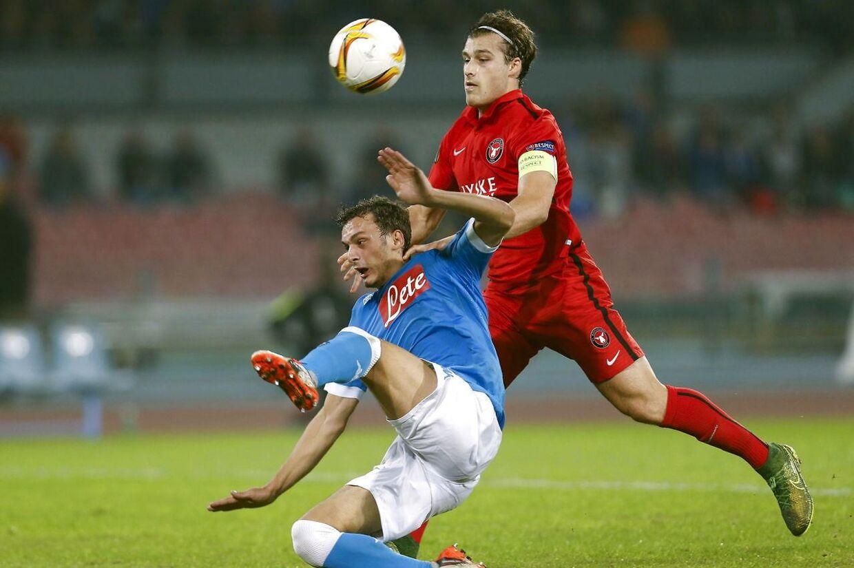 Erik Sviatchenko har med al sandsynlighed spillet sin sidste kamp i FC Midtjylland-trøjen.
