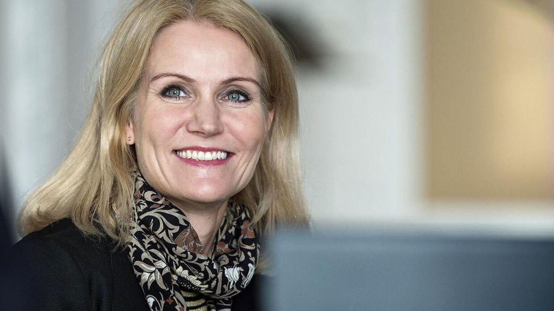 Helle Thorning-Schmidt skal være direktør i Red Barnet.