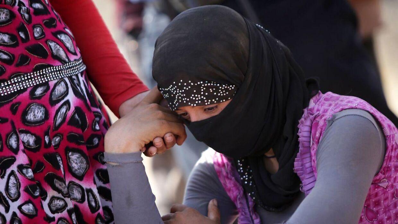 ARKIVFOTO. AFP PHOTO/AHMAD AL-RUBAYE