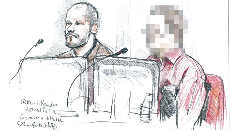En af de største pædofili-sager i dansk retshistorie kører ved Retten i Randers. En 48-årig mand, TL, er tiltalt for seksuelt misbrug af fire mindreårige børn, for at være hovedbagmand bag to hemmelige pædofile internetforum, og så er han tiltalt for at ville købe et spædbarn i Rumænien.