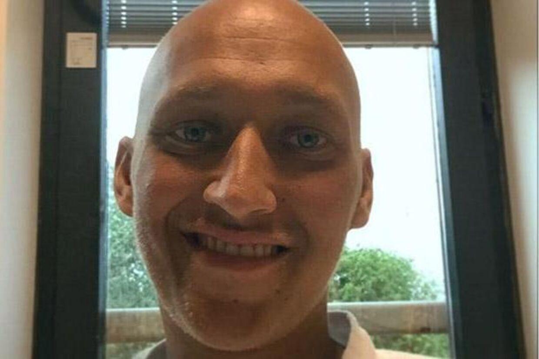 Euroman har fulgt den 32-årige Bjørn Frosts kamp mod leukæmi.