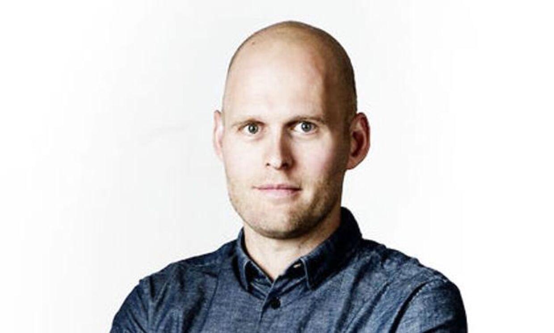 Benjamin Munk Lund, sportschef på BT