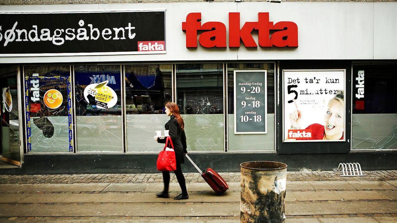 Senest 29. februar vil Coop have lukket 20 af landets Fakta-butikker.