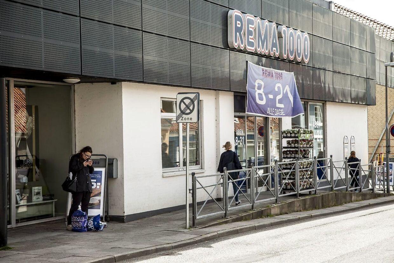 Rema 1000-kæden udvider og åbner nye butikker.