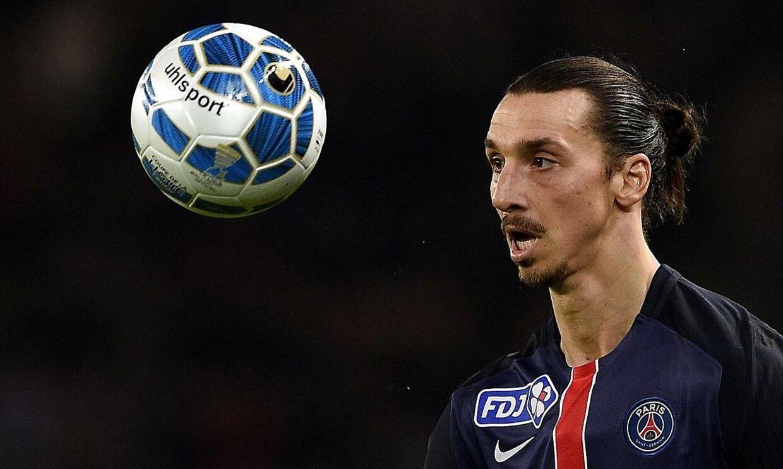 Zlatan Ibrahimovic, der til dagligt spiller for Paris Saint-Germain, valgte en fransk velgørenhedsgalla frem for svenske Idrottsgalan.