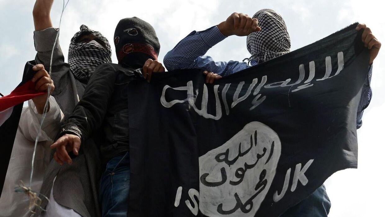 Arkivbillede. Islamisk Stat har træningslejre i EU og på Balkan ifølge Europol-chef, som siger, at Frankrig er særlig truet.