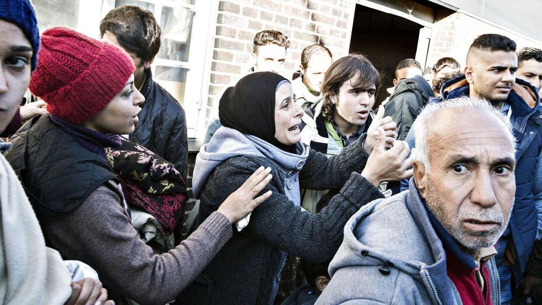 Hvor næsten alle syrere ender med at få opholdstilladelse, viser nye tal fra Udlændingeministeriet, at blot 38 procent af afghanerne og irakerne i 2015 har fået asyl. For iranerne er tallet 72 procent og for de statsløse 90 procent.