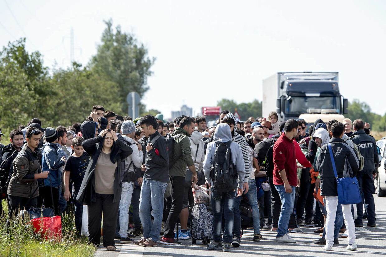 flygtninge danmark