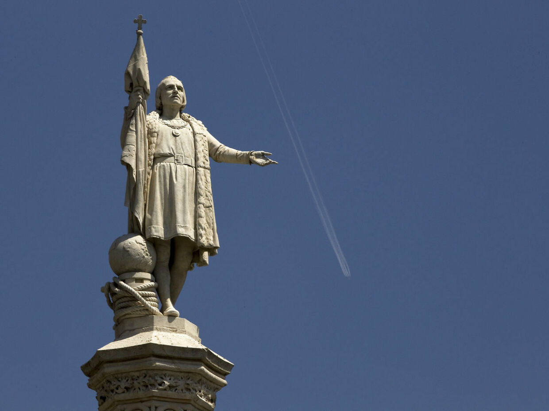 Columbus beviste ikke, at jorden var rund. DR-programmet Detektor afslører tirsdag aften, at myten er gengivet i næsten alle folkeskolens historiebøger.