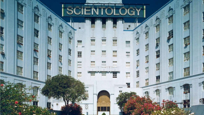 Scientology Kirken i Los Angeles.