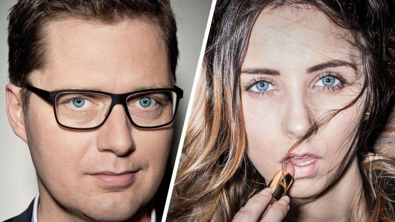 Den populære ungdomspolitiker, model og blogger dater ikke længere komiker og tv-vært Lasse Rimmer.