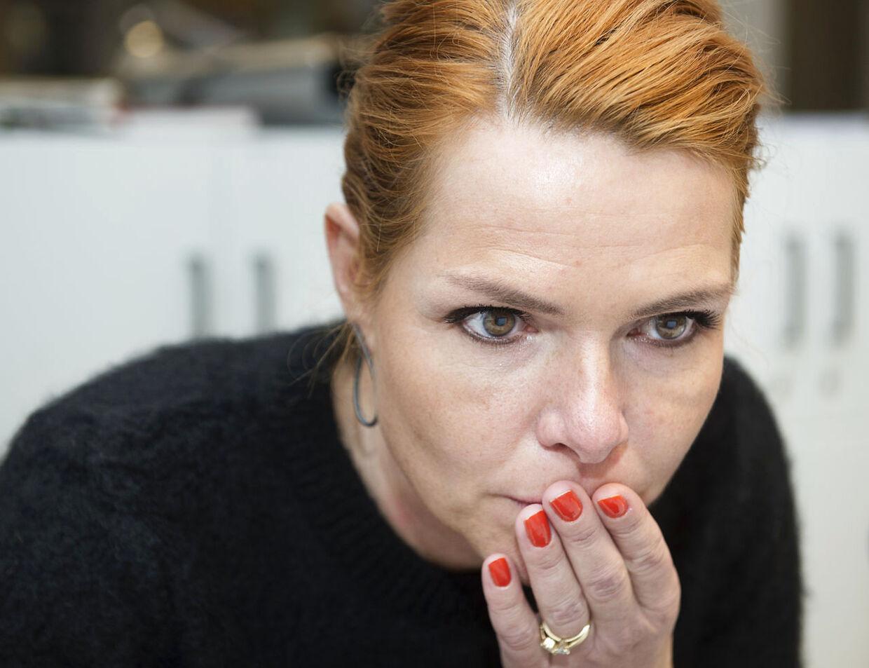 I weekenden blev Inger Støjberg forulempet verbalt af en gruppe på tre-fire unge mænd