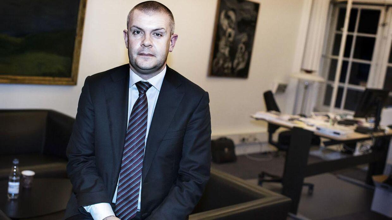 Tidligere finansminister Bjarne Corydon gjorde lynkarriere i dansk politik. Han skiftede Folketinget ud til fordel for en ledende stilling i konsulentbureauet McKinsey.