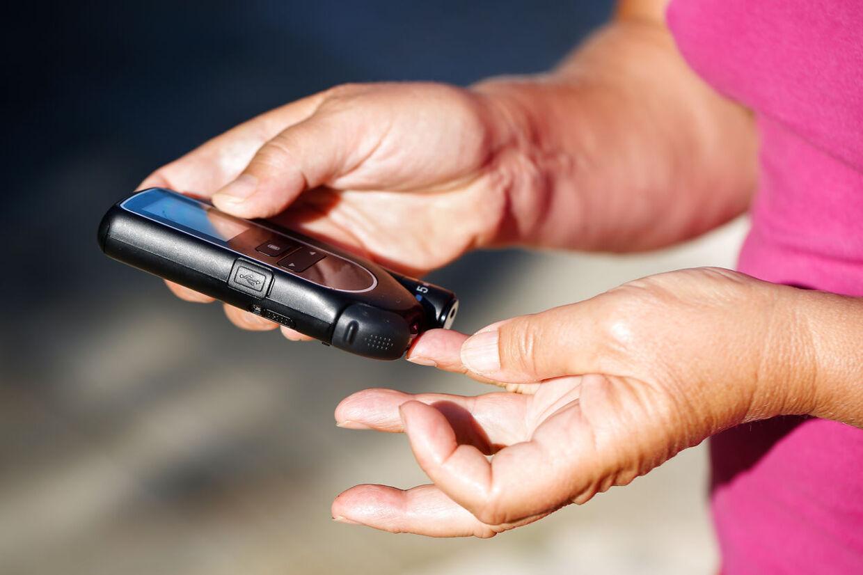 Blodsukkeret er den daglige hovedpine for diabetespatienter.