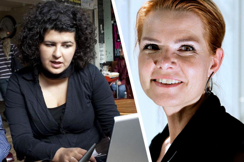 »Selvfølgelig betyder det noget for flygtningestrømmen til Danmark, hvad ydelserne er,« siger Jaleh Tavakoli, der selv kom til Danmark fra Iran som barn i 1991. Dermed giver hun uventet integrationsminister Inger Støjberg (V) ret.