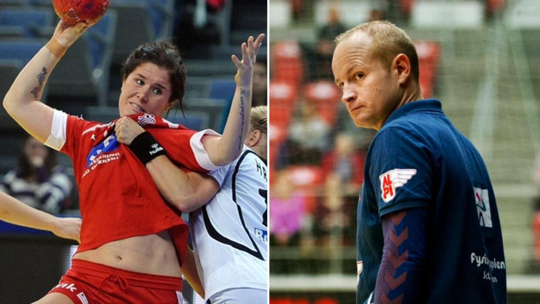 Mette Gravholt og Niels Agesen.