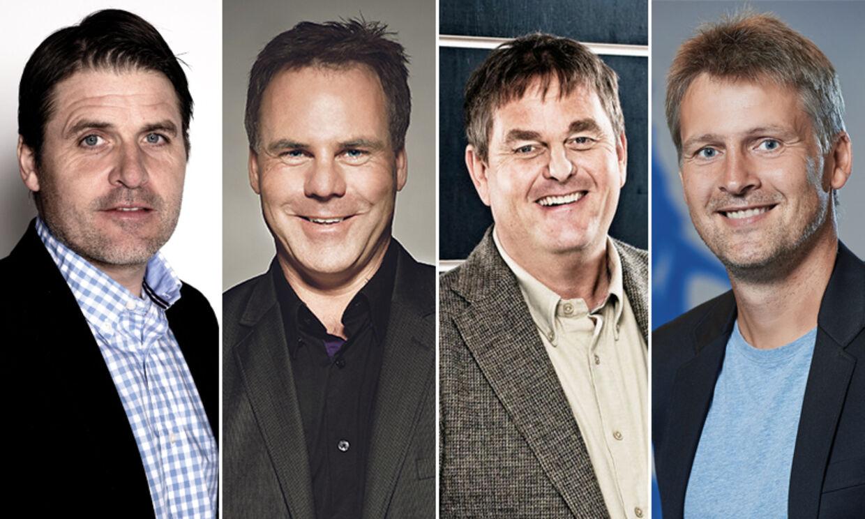 Premier League-eksperterne Niels Christian Frederiksen, Peter Kjær, Carsten Werge og Morten Bruun fortæller, hvor deres sympatier ligger i den bedste engelske fodboldrække