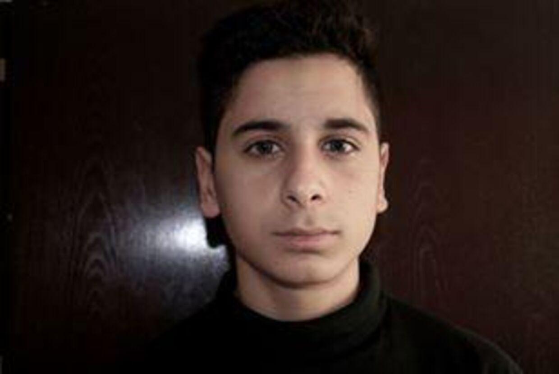 Ebrahim Said, 16 år
