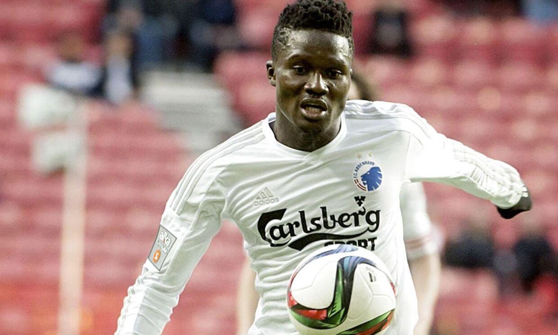 Daniel Amartey er meget tæt på en aftale, der bringer ham til Leicester City i Premier League.