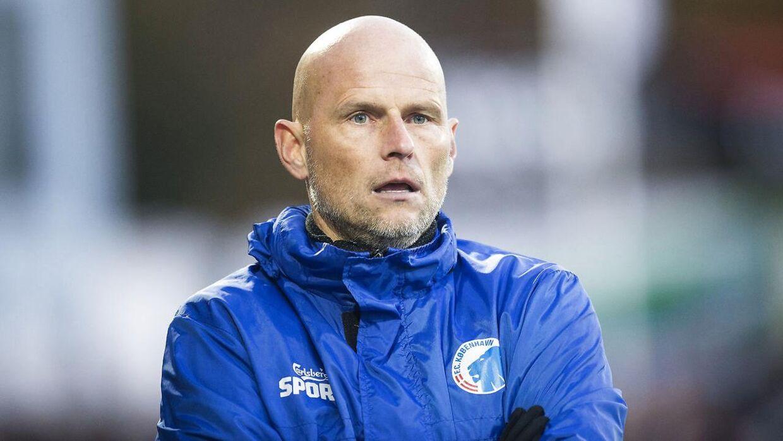 Ståle Solbakken afviser, at FC København har afvist et bud på Ludwig Augustinsson.