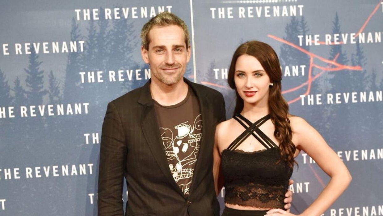 Gallapremiere tirsdag aften d. 19. januar 2016 i Grand biografen på filmen The Revenant. Her ankommer Oliver Bjerregaard med Nikita Klæstrup, som nu har bekræftet deres forhold til hinanden.