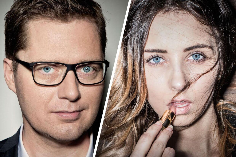 Nikita Klæstrup har onsdag skrevet på sin blog, at hun nu dater komiker og tv-vært Lasse Rimmer.