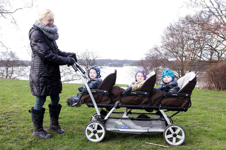 Heidis trillinger Magnus, Tobias og Ida blev tvangsfjernet i foråret. Ifølge Heidi skete tvangsfjernelsen på et forkert grundlag og hun har siden kæmpet for at få lov til at være mor for sine børn. Børnene er i dag godt to år.