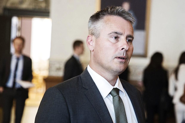Henrik Sass Larsen.