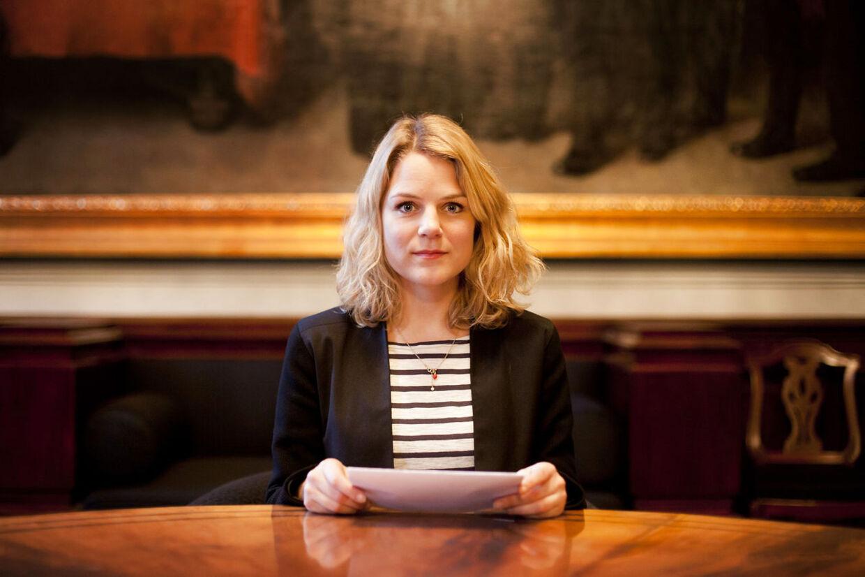 Johanne Schmidt-Nielsen (EL) opnåede 47.000 personlige stemmer ved sidste valg til Folketinget og partiet har oplevet markant fremgang med hende i spidsen.