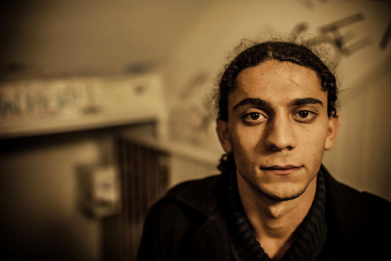 Yahya Hassan blev født 19. maj i 1995 i Trige ved Aarhus.
