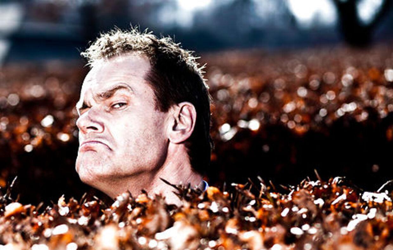 44-årige Andreas Bo har slået alle andre komikere af pinden og kan i år kalde sig kongen af julefrokosterne.