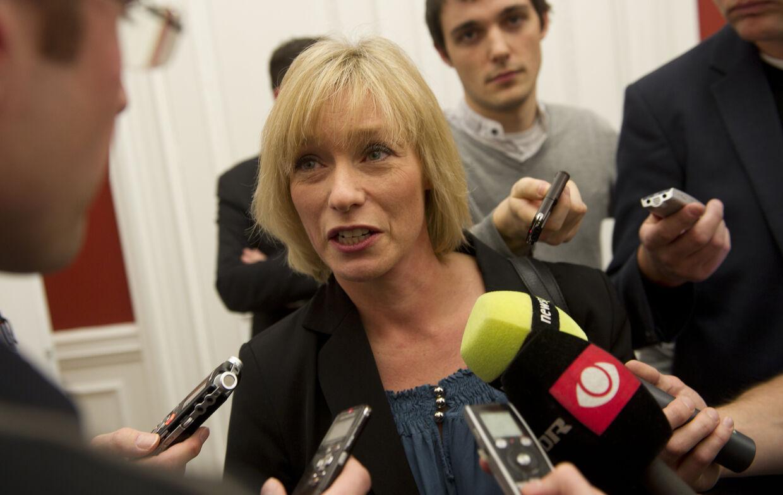 De konservatives politiske ordfører Henriette Kjær og hendes samlever har i to tilfælde misligeholdt deres boliglån så groft, at kreditorer har begæret deres villa i Hellerup på tvangsauktion.