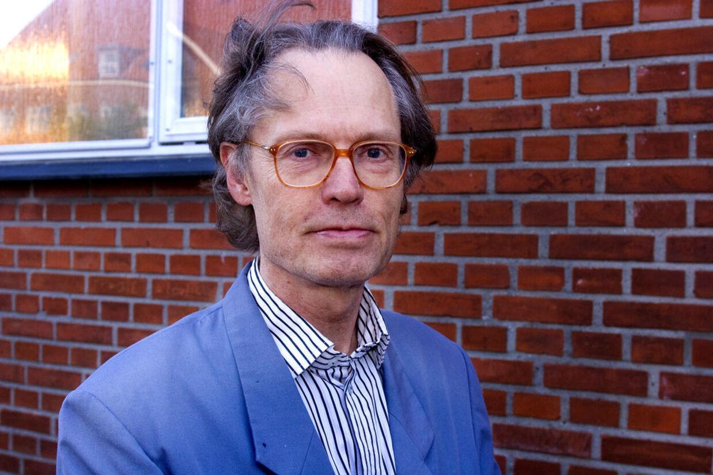 """Den danske kemiker Niels Harrit er medstifter af den 9/11-skeptiske forening, """"Scientist for 9/11 Truth""""."""