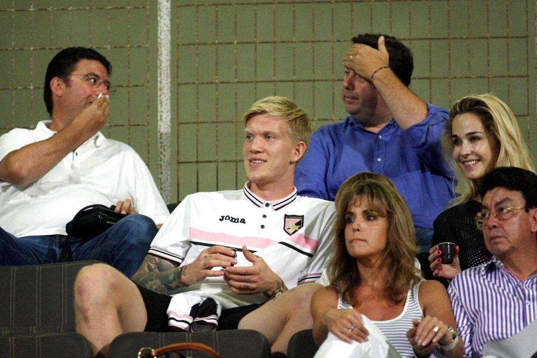 Simon Makienoks situation i Palermo gør, at han rygtes til andre klubber.