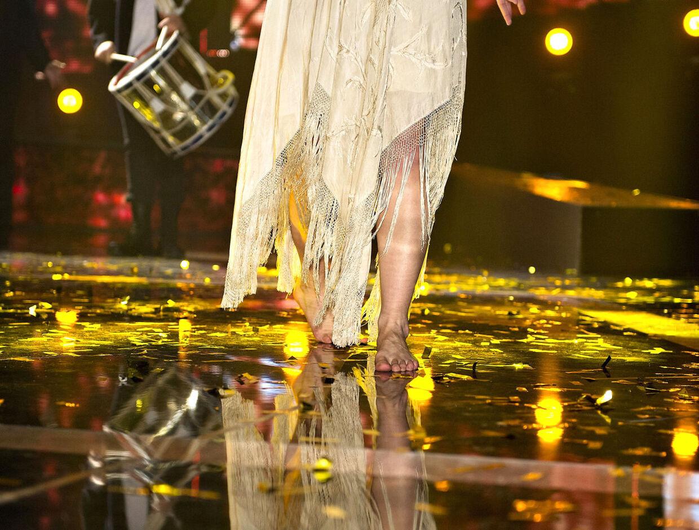 Vinder - Dansk Melodi Grand Prix 2013 i Boxen-Herning. Vinder blev Emmelie de Forest med sangen Only Teardrops