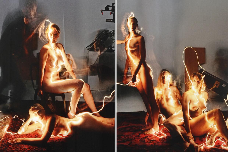I forbindelse med Brystgalla 2010 - som fandt sted lørdag aften -en lang række danskekendte'doneret' deres nøgne kroppe til den prisvindende fotograf Per Morten Abrahamsen.