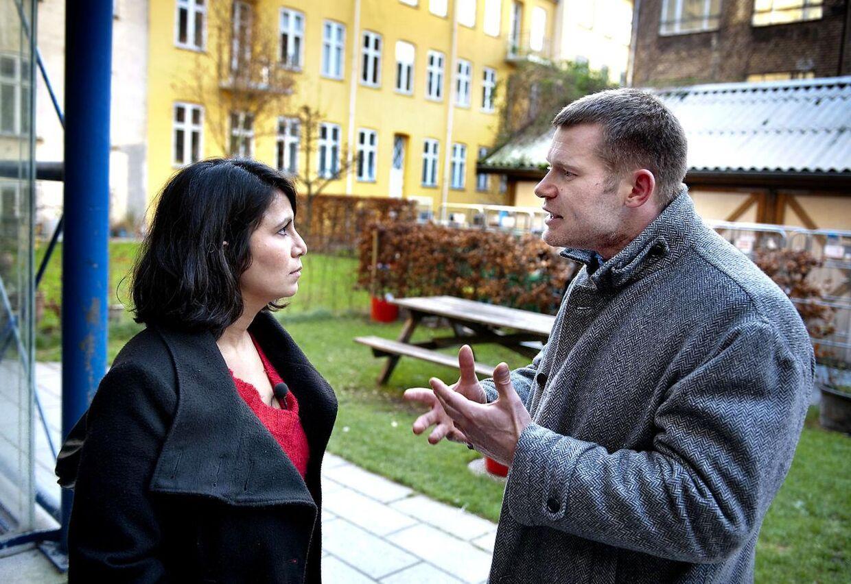 SF´s socialordfører Özlem Cekic genåbner fattigdomsdebatten i Politiken, hvor hun tordner mod flere borgerlige politikere.