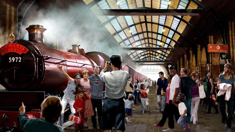 Til sommer vil de første muggler køre med Hogwartsekspressen.