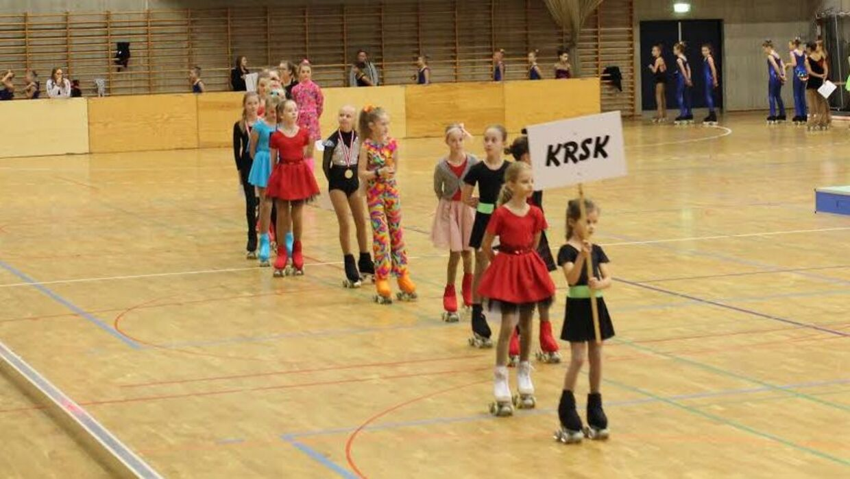 Pigerne fra Kalundborg Rulleskøjteklub kan ikke komme til Berlin som følge af EuroLines' konkurs,
