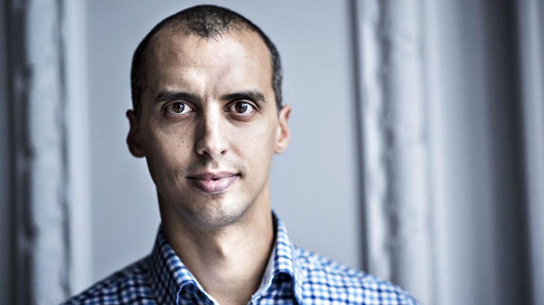 Mathias Tesfaye, klummeskribent på BT.