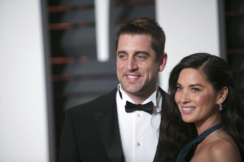 Quarterbacks dating berømtheder