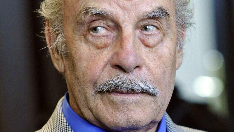 Josef Fritzl er i dag 86 år og har skiftet efternavn til Mayrhoff. Her er han fotograferet under retssagen i 2009.